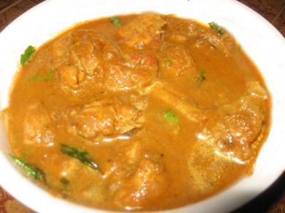 Indian Chicken Curry Recipe, Karaikudi Chicken curry, Chettinad chicken
