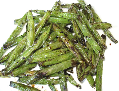 Green beans fry recipe, Chinese beans dish