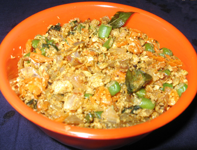 Egg fry,Muttai poriyal recipe