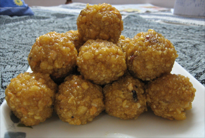 how to make boondi ladoo recipe