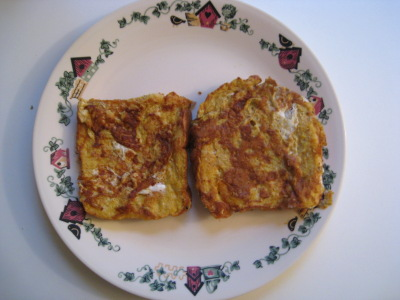Bread Egg toast, Masal Bread toast