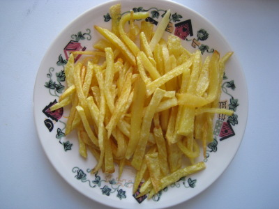 French fries, Potato fries, Finger fries