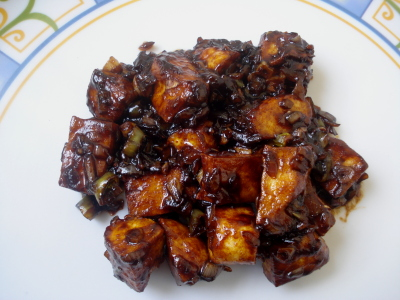 Chilli Paneer, Cottage cheese Manchurian