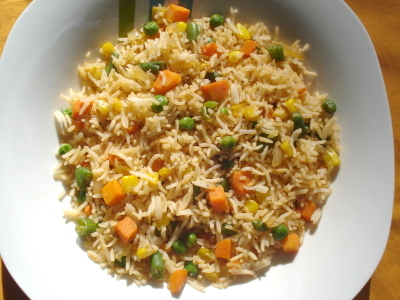 veg-fried-rice-Indo-chinese